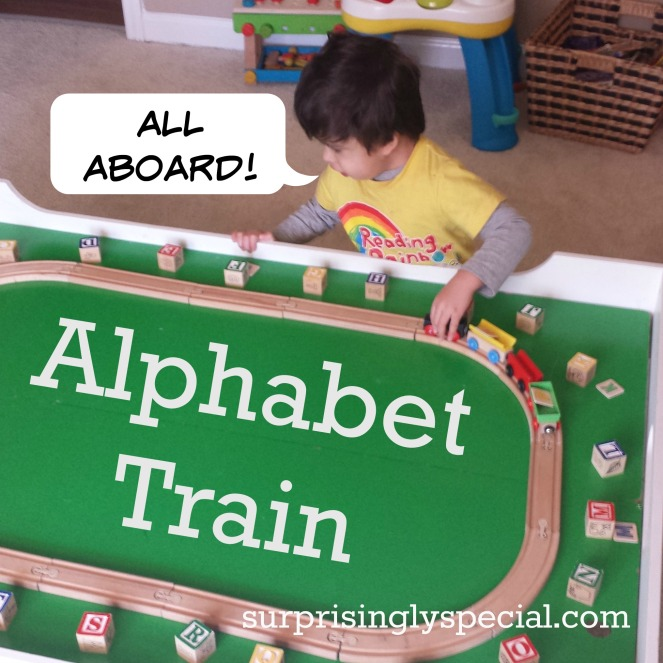 alphabet train game