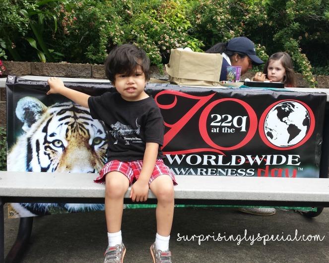 22q at the zoo NC